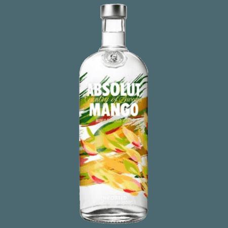 ABSOLUT MANGO - VODKA MANGO FLAVOURED - ABSOLUT VODKA