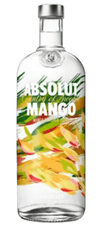 ABSOLUT MANGO - VODKA MANGO FLAVOURED - ABSOLUT VODKA