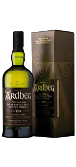 ARDBEG TEN 10 YEAR OLD