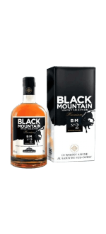 BLACK MOUNTAIN BM N°2 WHISKY
