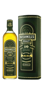 BUSHMILLS MALT - 10 YEAR OLD