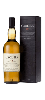 CAOL ILA 12 YEAR OLD ISLAY MALT WHISKY IN GIFT PACK