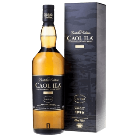 CAOL ILA DISTILLERS EDITION IN GIFT PACK
