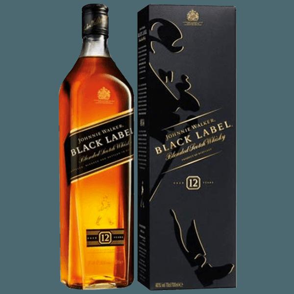 Buy JOHNNIE WALKER BLACK LABEL