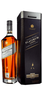 JOHNNIE WALKER PLATINUM LABEL - EN GIFT SET