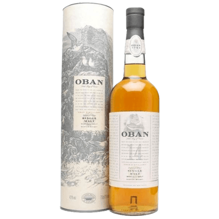 OBAN 14 YEAR OLD - IN GIFT PACK