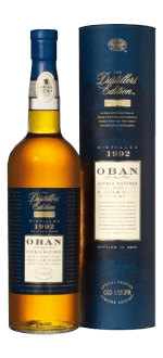OBAN DISTILLERS EDITION IN GIFT PACK