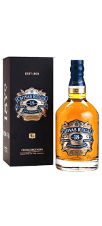 CHIVAS REGAL 18 YEARS OLD - EN GIFT SET