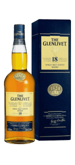 THE GLENLIVET 18 YEAR OLD - EN ETUI