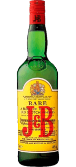 JB RARE - BLENDED SCOTCH WHISKEY