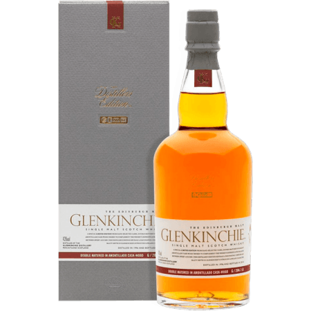 GLENKINCHIE DISTILLERS EDITION IN GIFT PACK