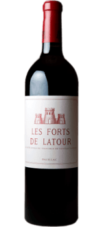 LES FORTS DE LATOUR 2010 - SECOND WINE OF CHATEAU LATOUR
