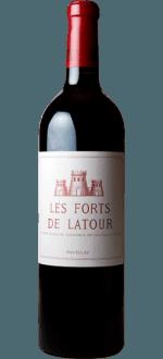 LES FORTS DE LATOUR 2010 - SECOND WINE OF CHATEAU LATOUR