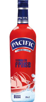 PACIFIC - STRAWBERRY FLAVOURED