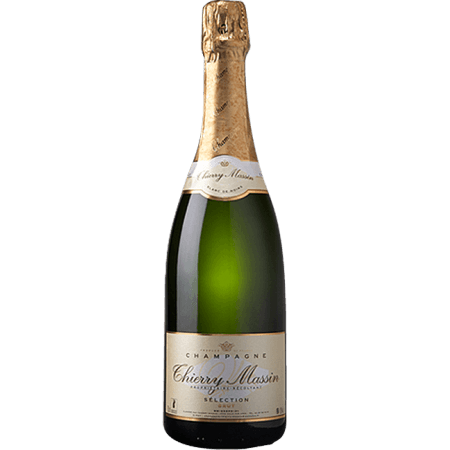 CHAMPAGNE THIERRY MASSIN - CUVEE SELECTION BRUT