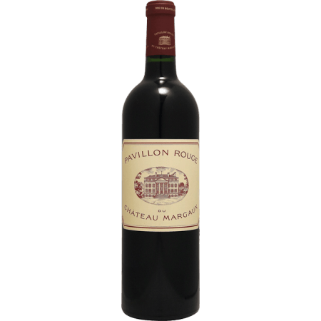 PAVILLON ROUGE 2010 - SECOND WINE OF CHATEAU MARGAUX