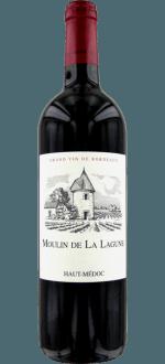 MAGNUM MOULIN DE LA LAGUNE 2013 - SECOND WINE OF CHATEAU LA LAGUNE