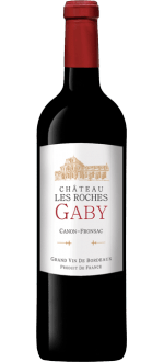 LES ROCHES GABY 2012 - SECOND WINE OF CHATEAU GABY