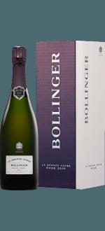 CHAMPAGNE BOLLINGER - LA GRANDE ANNEE ROSE 2005 - GIFT BOX