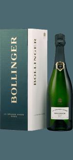 LA GRANDE ANNEE 2005 - CHAMPAGNE BOLLINGER