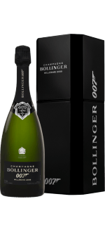 CHAMPAGNE BOLLINGER - SPECTRE LIMITED EDITION JAMES BOND 007 - VINTAGE 2009