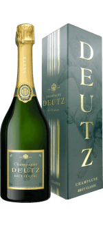 CHAMPAGNE DEUTZ BRUT CLASSIC 75cl - IN GIFT PACK