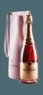 CHAMPAGNE TAITTINGER BRUT PRESTIGE ROSE - EN COOL BAG