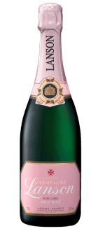 LANSON PINK CHAMPAGNE - ROSE LABEL