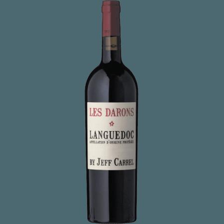 LES DARONS 2015 - BY JEFF CARREL - LANGUEDOC (GRENACHE, CARIGNAN & SHIRAZ)