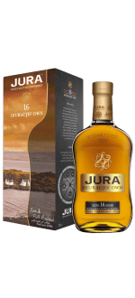 JURA 16 YEARS DIURACH'S OWN - EN ETUI