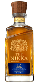 NIKKA 12 YEARS OLD - THE NIKKA