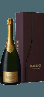 CHAMPAGNE KRUG - GRANDE CUVÉE MAGNUM - LUXURY GIFT BOX