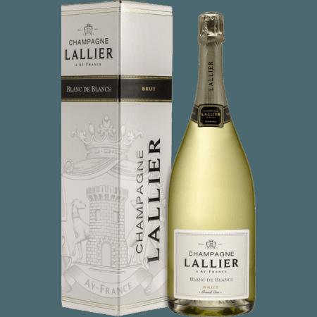 CHAMPAGNE LALLIER - BLANC DE BLANCS GRAND CRU - MAGNUM