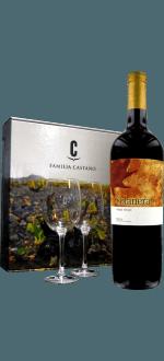 -BODEGAS CASTANO - SOLANERA VINAS VIEJAS - GIFT SET 2 GLASSES