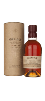 ABERLOUR A BUNADH SINGLE MALT WHISKY SPEYSIDE