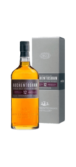 AUCHENTOSHAN 12 YEAR OLD WHISKY IN GIFT PACK