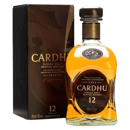 CARDHU SINGLE MALT 12 YEAR OLD