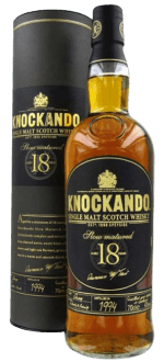 KNOCKANDO SLOW MATURED - 18 YEAR OLD