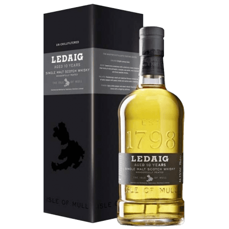 LEDAIG 10 YEAR OLD IN GIFT PACK