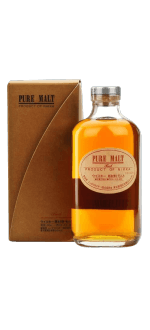 NIKKA PURE MALT RED - IN GIFT CASE