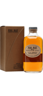NIKKA PURE MALT BLACK - IN GIFT CASE