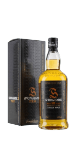 SPRINGBANK 10 YEAR OLD WHISKEY IN GIFT BOX