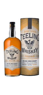TEELING WHISKEY SINGLE GRAIN IN GIFT PACK