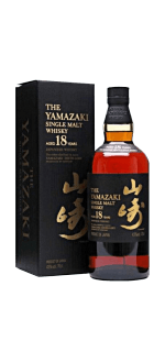 YAMAZAKI - 18 YEAR OLD - IN GIFT PACK