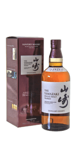 YAMAZAKI DISTILLER'S RESERVE - SINGLE MALT - IN GIFT PACK