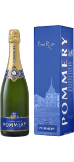 CHAMPAGNE POMMERY - BRUT ROYAL - IN GIFT PACK