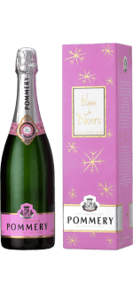 CHAMPAGNE POMMERY - WINTERTIME BLANC DE NOIRS - IN GIFT PACK