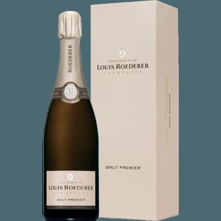 CHAMPAGNE LOUIS ROEDERER - BRUT PREMIER - LUXURY GIFT BOX