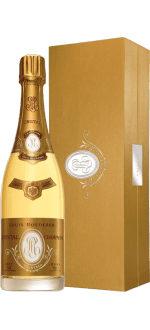 CRISTAL CHAMPAGNE LOUIS ROEDERER 2007 - GIFT BOX