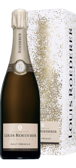 CHAMPAGNE LOUIS ROEDERER - BRUT PREMIER - IN GIFT PACK